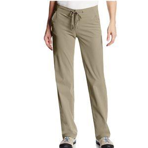 Columbia Anytime Outdoor Full Leg Pant Khaki New